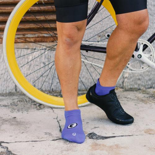 Calcetines ciclismo cortos