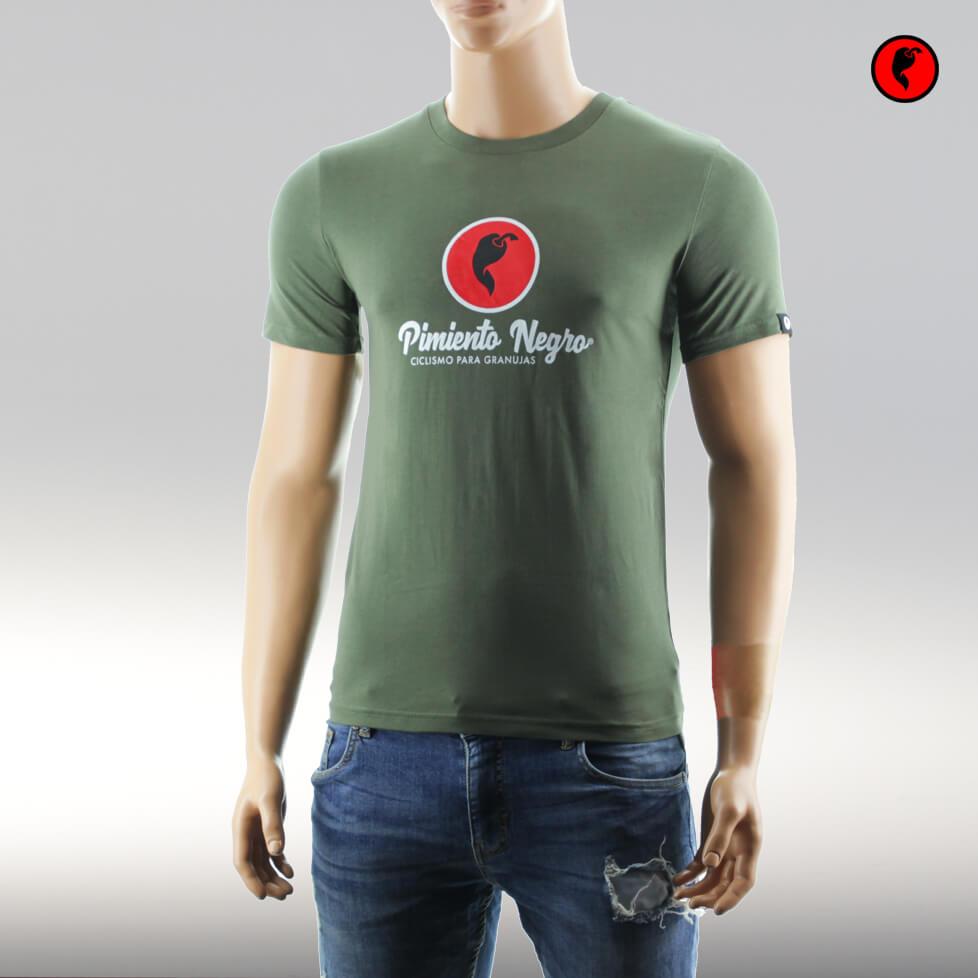 Camiseta de ciclismo original khaki