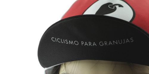 gorra ciclismo italia