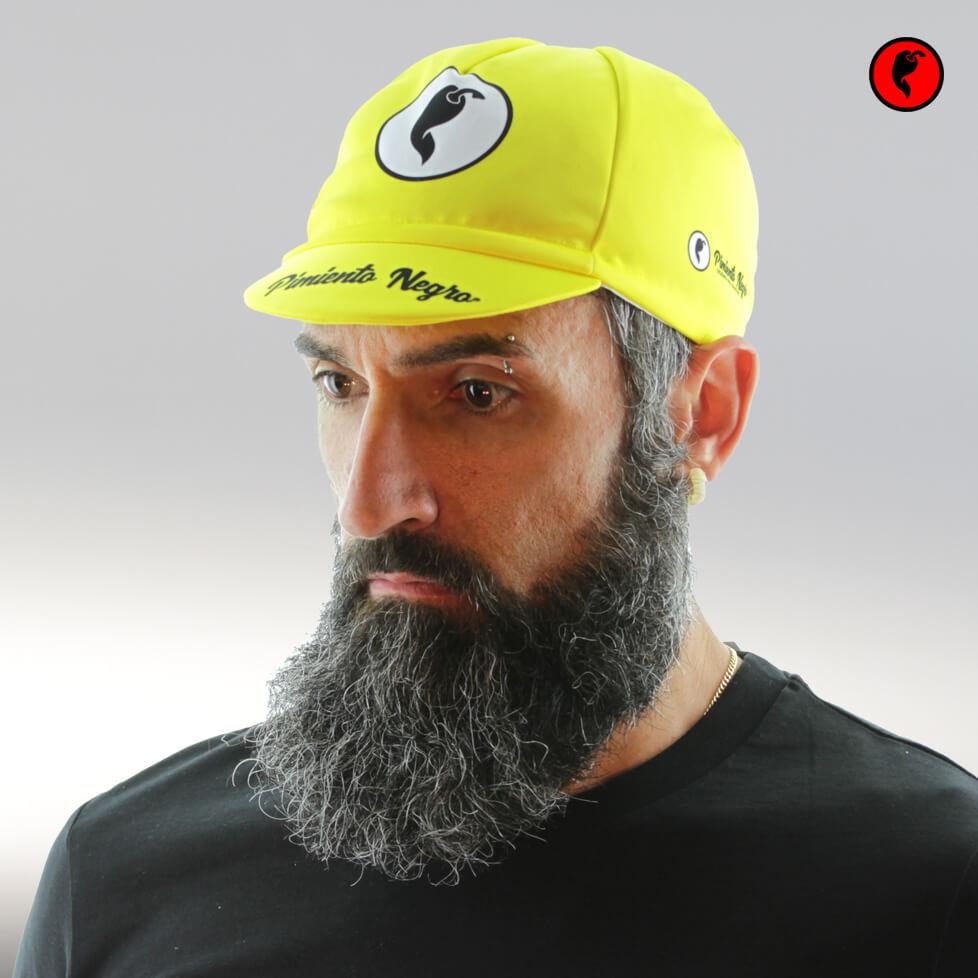 gorra ciclismo retro
