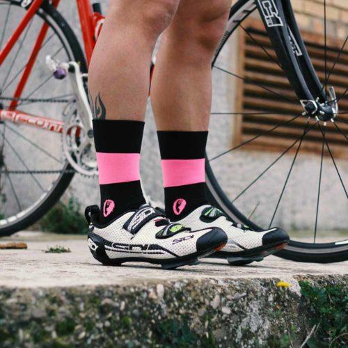 Calcetines originales ciclismo