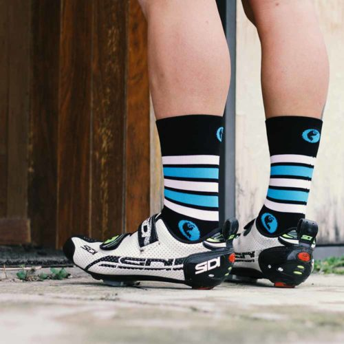 Calcetines ciclismo altos