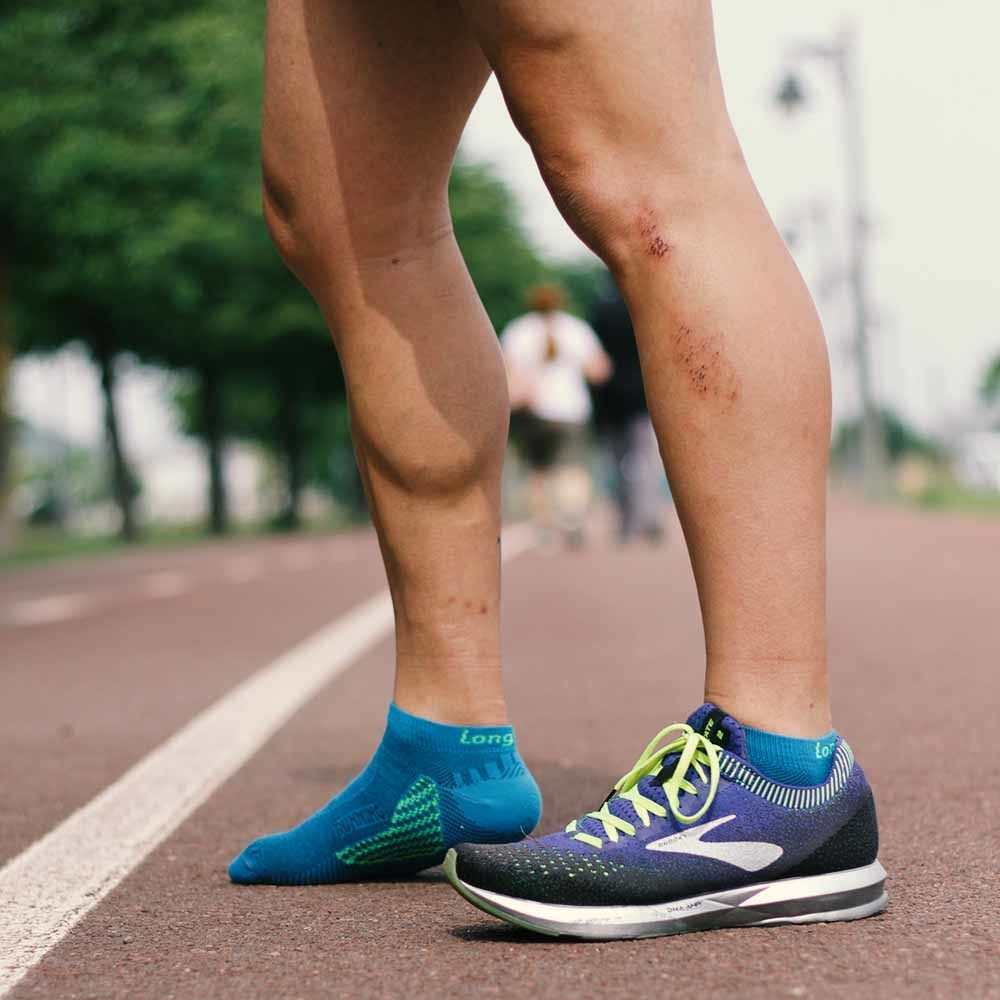 calcetines running tobilleros