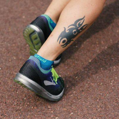 Calcetines tobilleros running