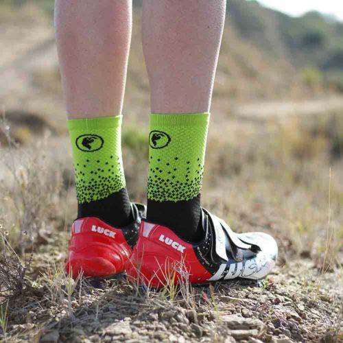 Calcetines ciclismo diseño