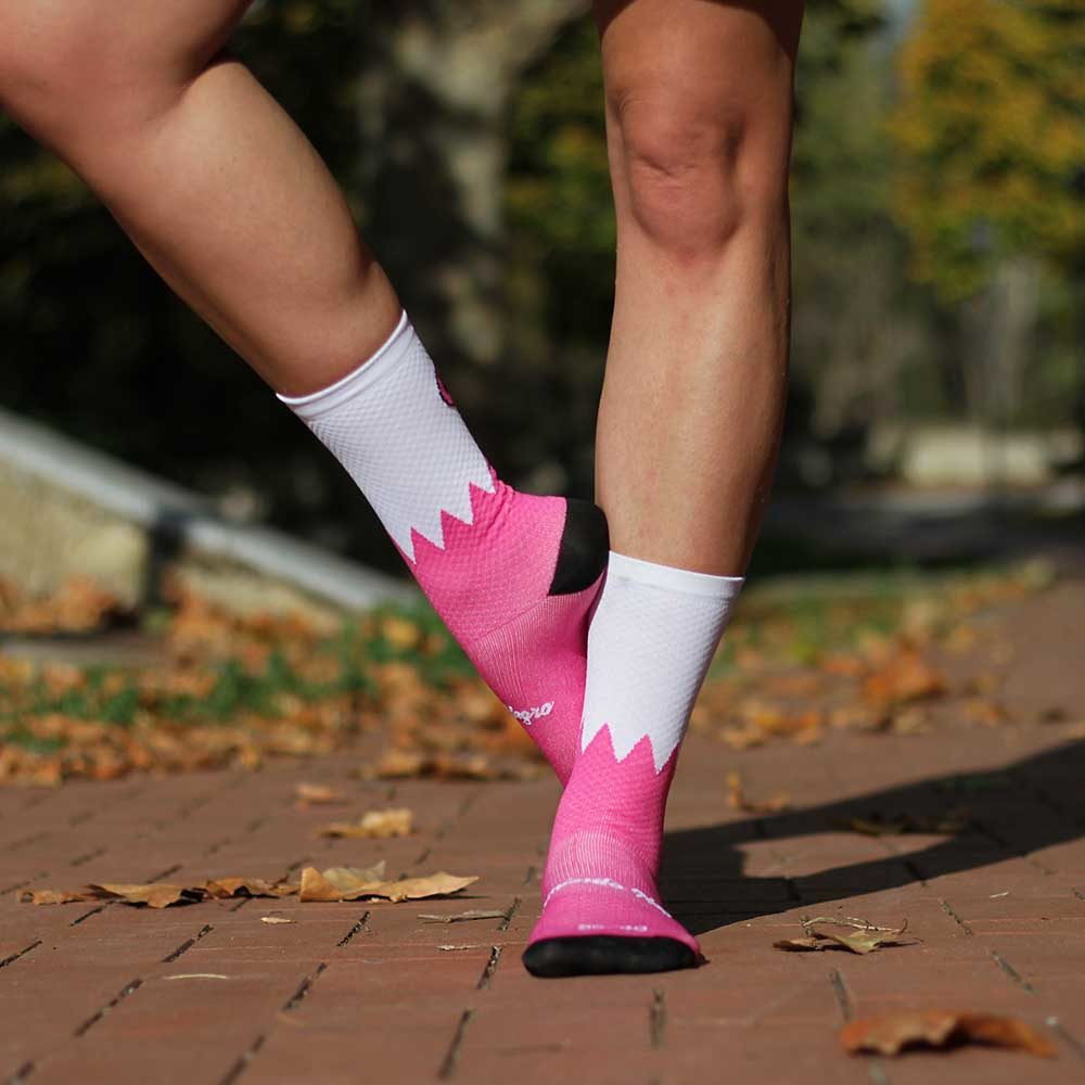 Calcetines ciclismo mujer