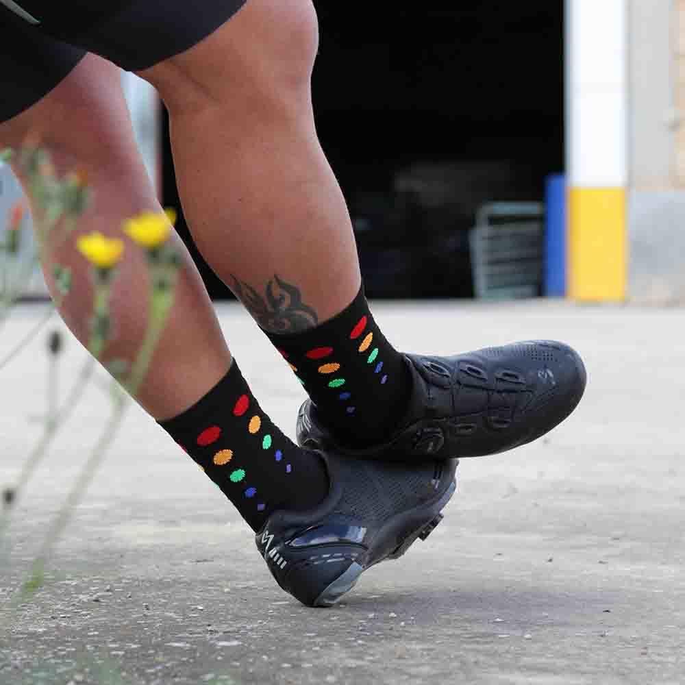 Calcetines ciclismo molones