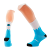 Calcetines ciclismo azules
