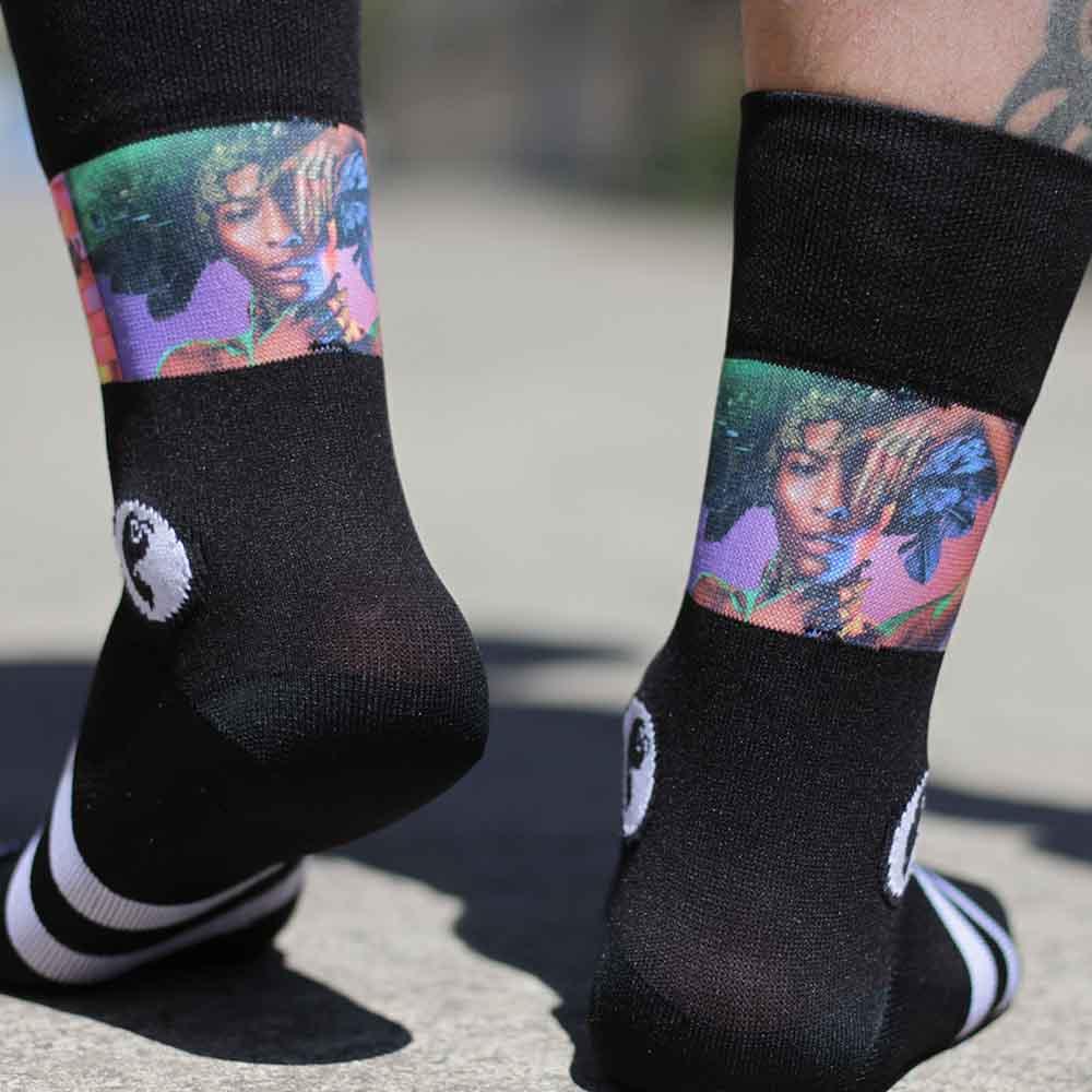 Personalizar calcetines ciclismo